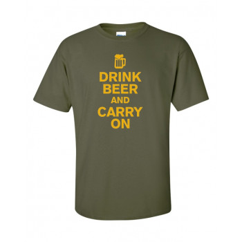 Drink Beer & Carry On